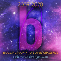 #AtoZChallenge 2020 Blogging from A to Z Challenge letter B