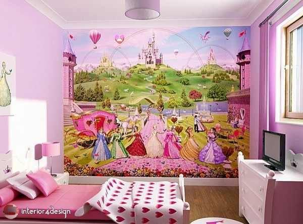 Disney Kids Room 3