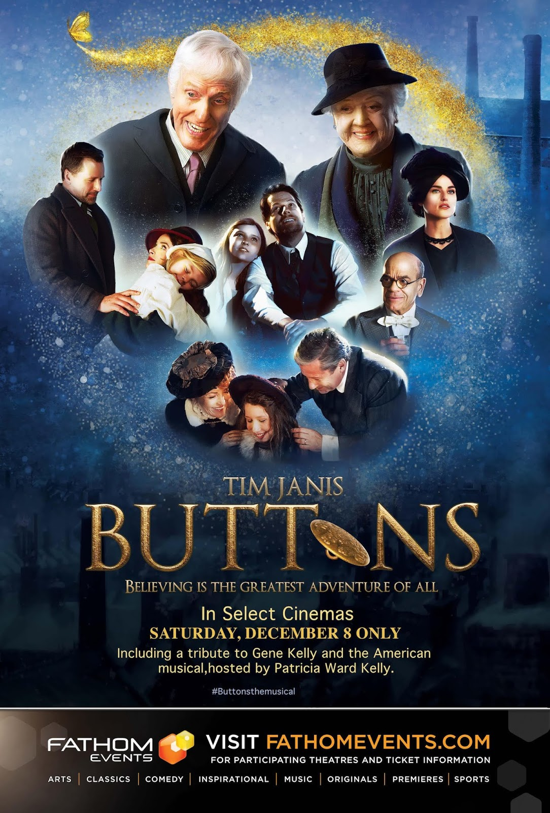 Another Old Movie Blog Buttons 2018 Owen Brown Top Leux Studio A New Titled With Wonderful Cast Including No Less Than Angela Lansbury And Dick Van Dyke Will Appear In Select Theaters December