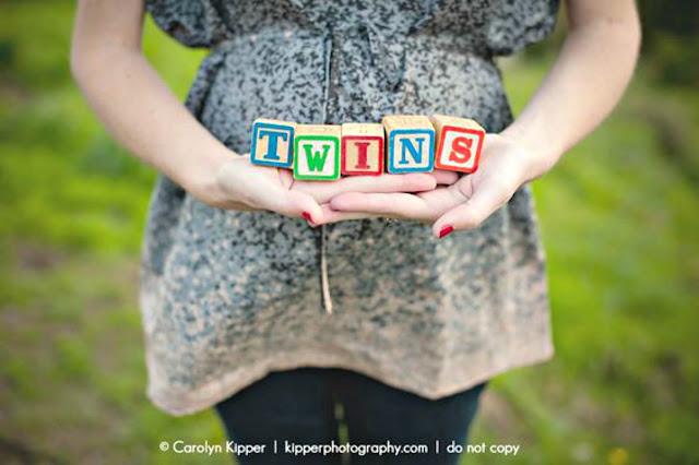 40 Coisas para fazer antes dos gêmeos nascerem