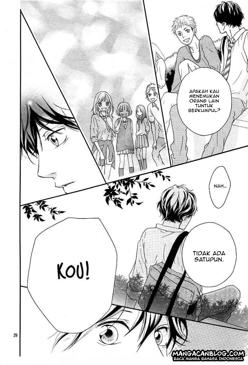 Ao Haru Ride Chapter 13-27