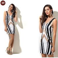 Vestido Rebordado Geométrico R$ 2.479,90  R$ 1.239,95 ou até 6x de R$ 206,66 sem juros no cartão click aqui para ver mais