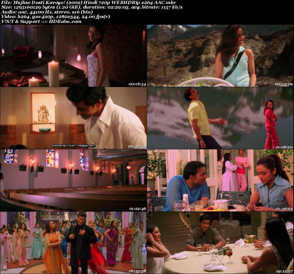 Mujhse Dosti Karogei full movie download