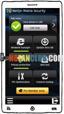 Netqin antivirus for android version 5. 2 free download.