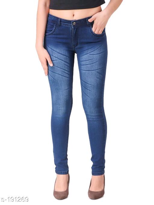 Trendy Poly Cotton Jean