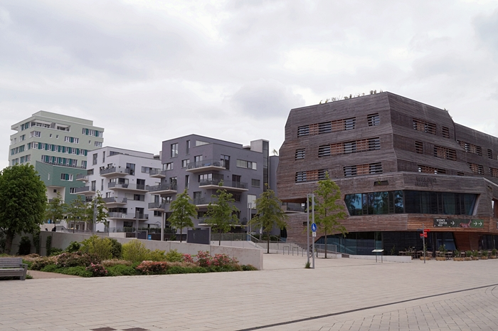 Wilhelmsburg Mitte, Hamburg   Tasteboykott