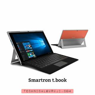 Smartron t.book Tablet ke baare me Technical Guruji
