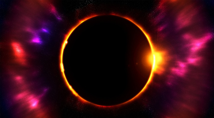 annular solar eclipse, Ring of Fire