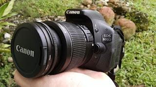Jual Canon 600D Murah dengan Segala Keunggulannya yang Bisa Rasakan