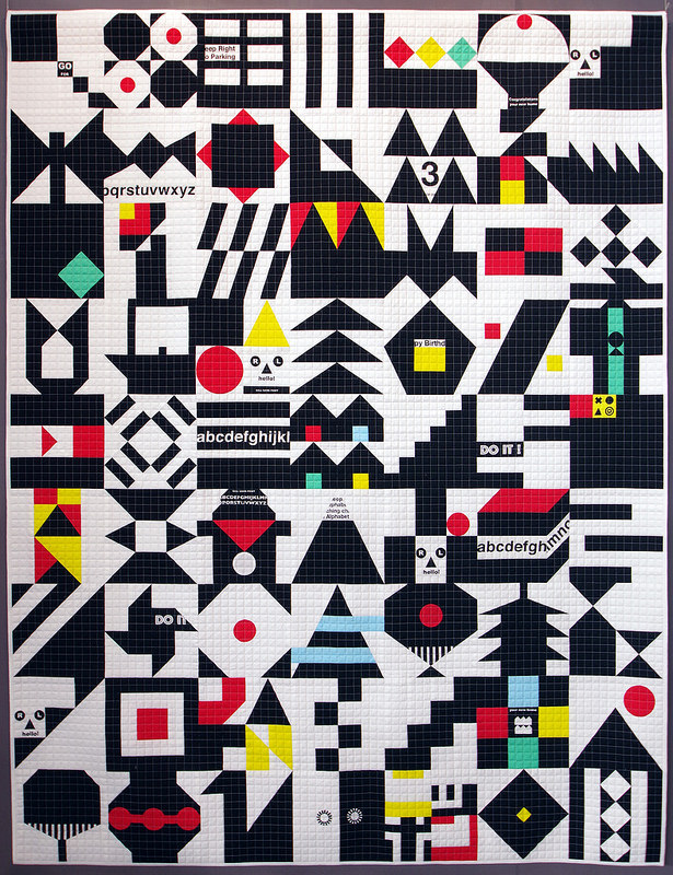 Japanese Patterns by Kumiko Fujita | Tokyo Quilt Festival 2018 | © Red Pepper Quilts 2018