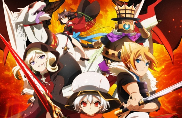 Chaos Dragon Sekiryuu Seneki Subtitle Indonesia Batch