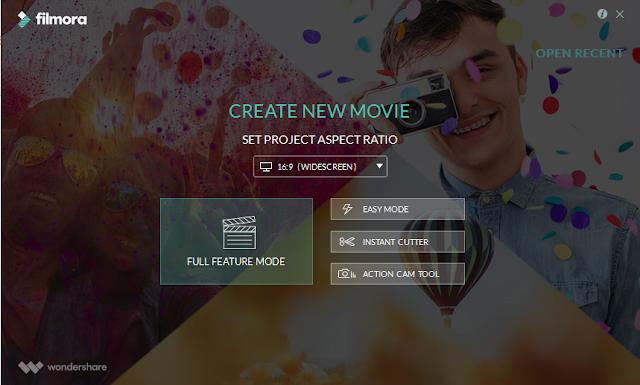 [Soft] Wondershare Filmora 8.7.6.2 (x64) -  Biên tập , chỉnh sửa video