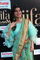 Samantha Ruth Prabhu Looks super cute in a lovely Saree  Exclusive 22.JPG