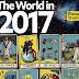 Revista The Economist faz Previsões Sombrias, e ocultas para 2017 usando Cartas de Tarot