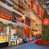 8 Eye Catching Christmas Decorated Shopping Malls You May Want to Visit