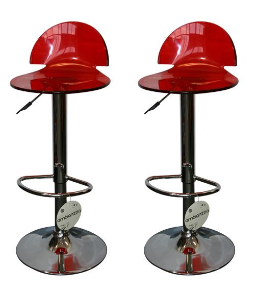 des id es pour ceux qui en veulent des tabourets de bar rouges. Black Bedroom Furniture Sets. Home Design Ideas