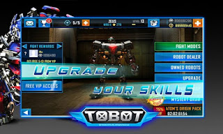 Tobot Robot Athlon battle Apk