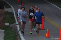 2012 Red Fox Trot 5K leaders