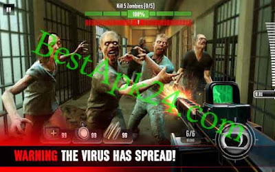 Kill Shot Virus MOD APK (Unlimited Equipment) v1.6.2 Download 4