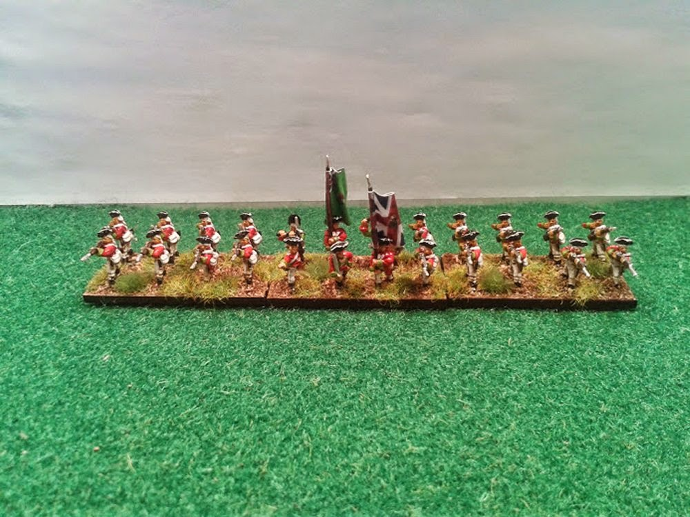 The 5th Regiment of Foot picture 1