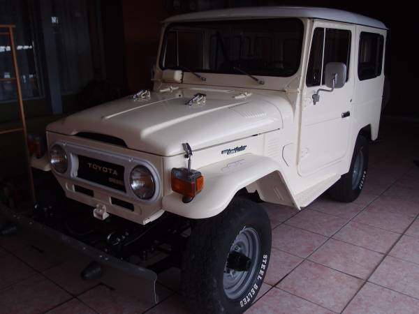 1977 Toyota Land Cruiser BJ40 for sale