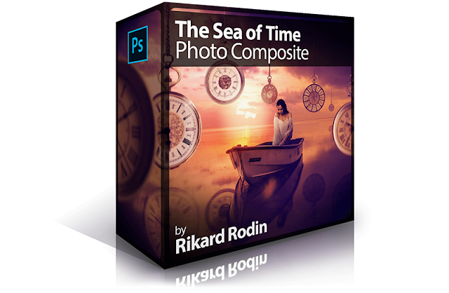 Sea of Time Photo Composite