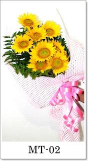 Jual Bunga Meja Matahari