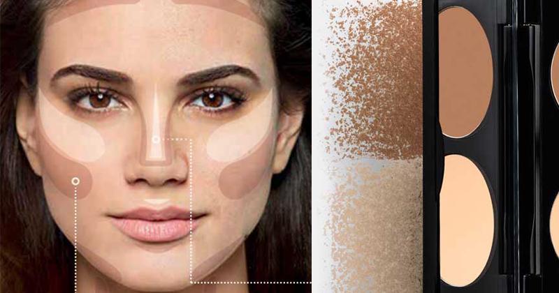 Maquiagem de Contorno: Aprenda a fazer o contorno perfeito para o seu tipo de rosto.