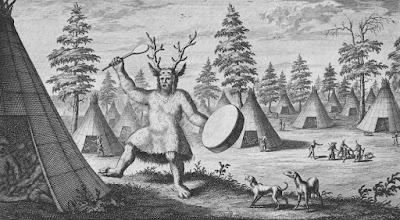 Hunter-gatherer ritual headdress reconstructed