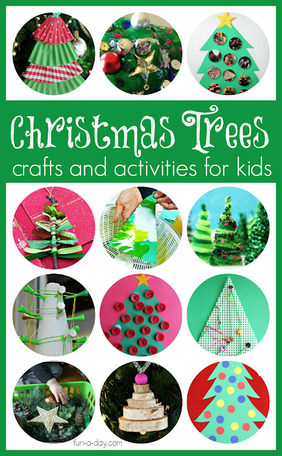 25 amazing kid projects for december planet smarty pants for Christmas craft projects for kids