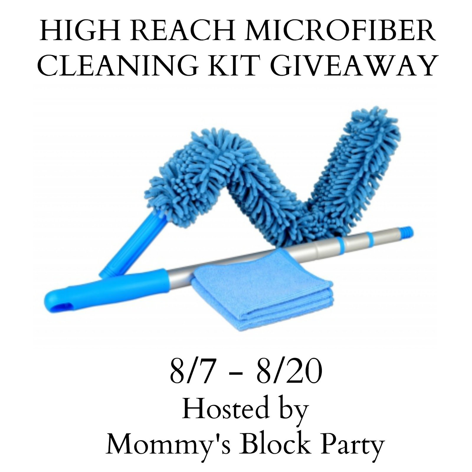 Stay On Top Of Dust With The Microfiber High Reach