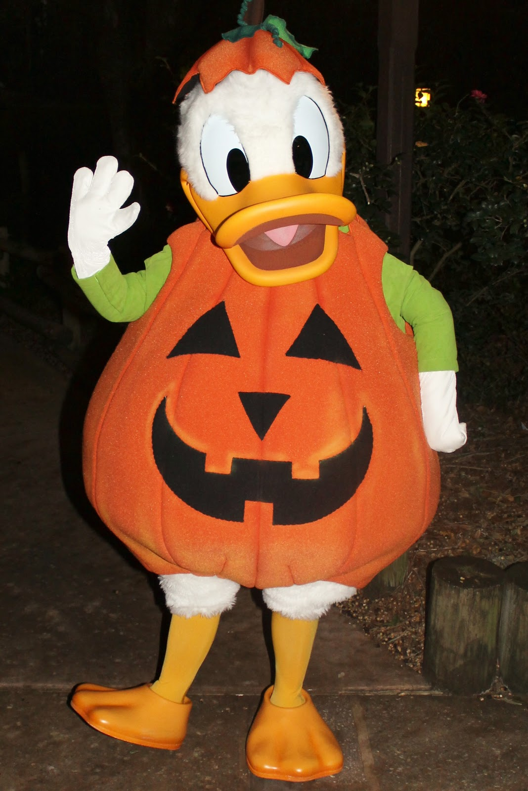 Unofficial Disney Character Hunting Guide: Halloween at ...