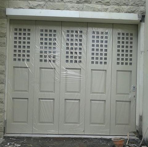 Pintu Garasi versi 6