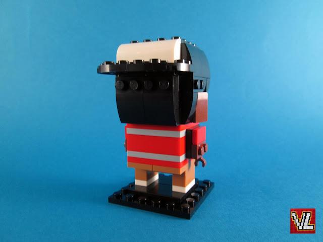 Set LEGO BrickHeadz 41597 Go Brick Me