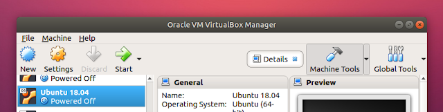 VirtualBox qt5 ugly Ubuntu 18.04