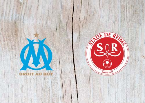 Marseille vs Reims - Highlights 02 December 2018