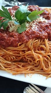 Recette spaghetti blognaise