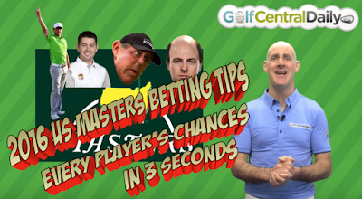 2016 US Masters Betting Preview Tips and Predictions