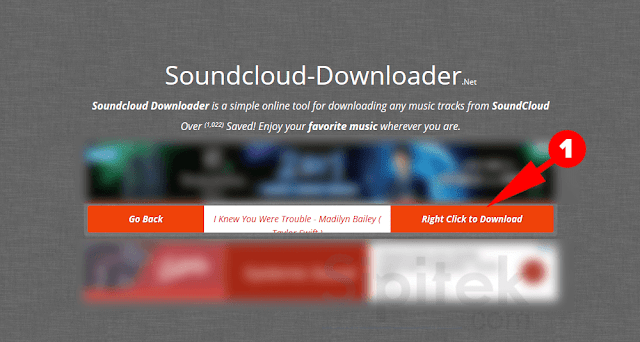 Cara Donwload Lagu di Soundcloud