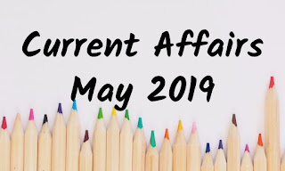 Daily Current Affairs in Hindi - 01 May 2019 By #StudyCircle247