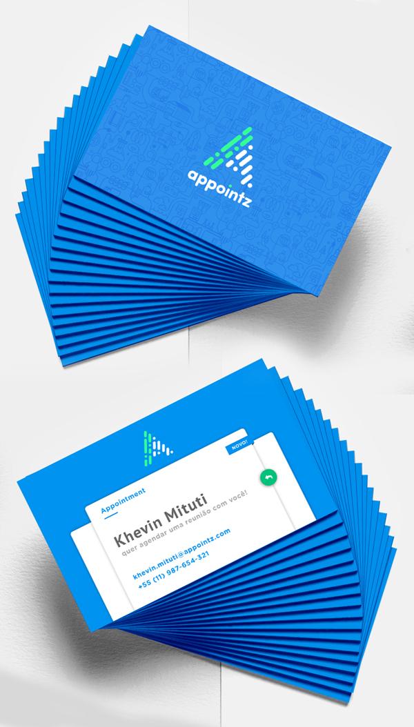 Inspirasi Desain Branding Identity - Appointz Branding & Identity