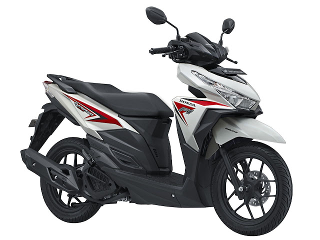 Top speed new Honda Vario 125_edisi Gunung Kidul