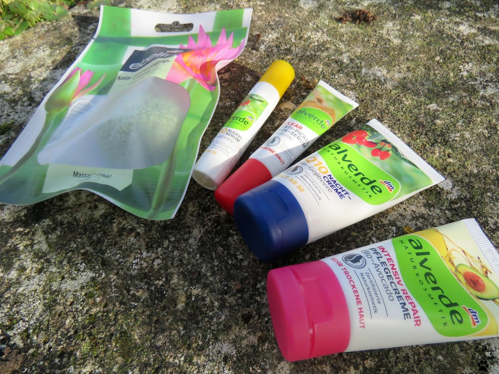 Alverde, gamme naturel & bio allemande