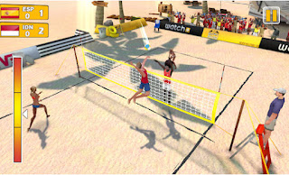 Beach Volleyball 3D Apk v1.0.3 for Android