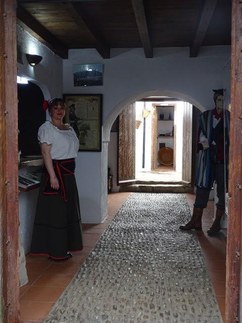 Museo usos y costumbre el gastor cadiz andalucia el tempranillo jose maría
