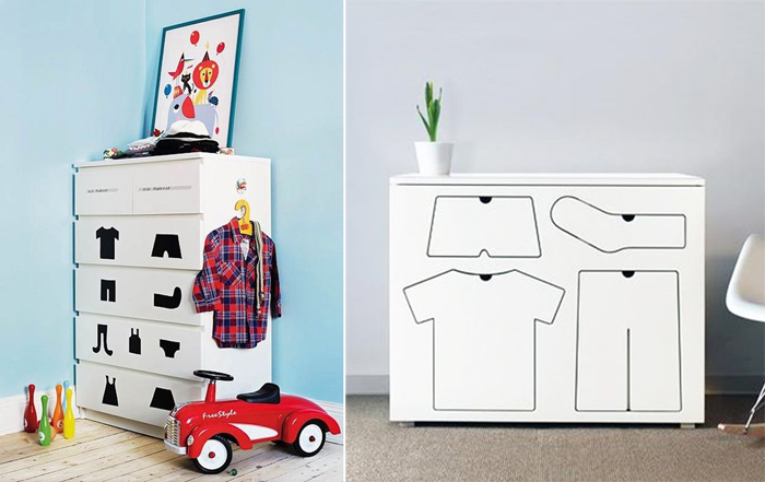 Toddler Friendly Closet Ideas