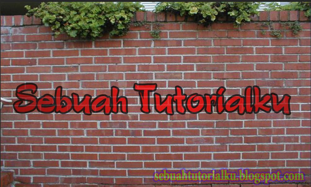 tutorial jozz : Cara Membuat Tulisan Graffiti Dengan Photoshop