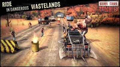 Guns, Cars, Zombies v2.0.7 Mod Download 3