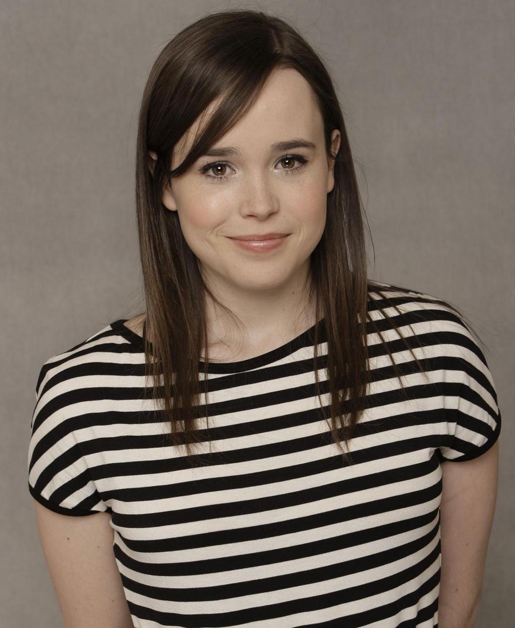 Wallpaper Ellen Page, 4k, photo, Celebrities #14095