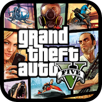 GTA V Lite MOD Alan Walker APK + DATA
